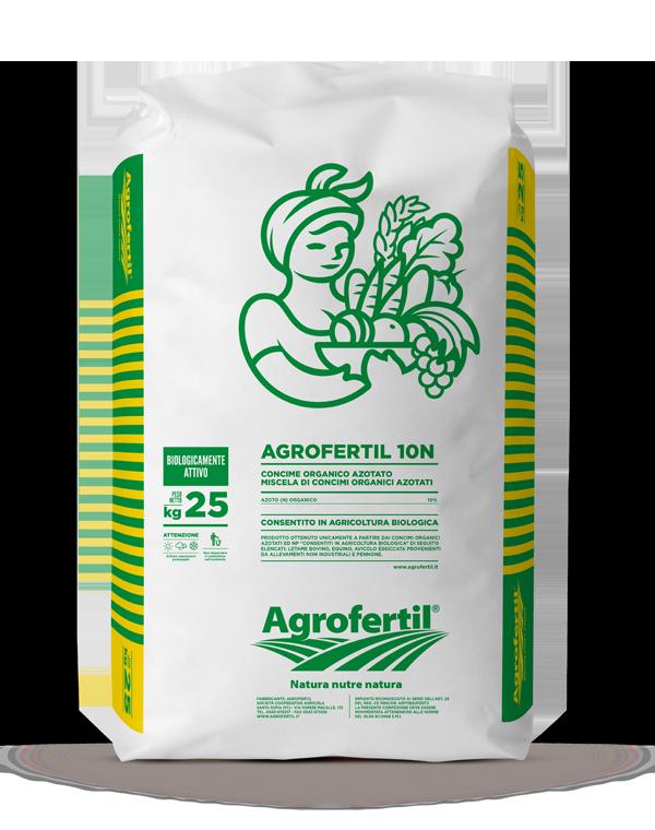 Agrofertil - Prodotti - Agrofertil-10N