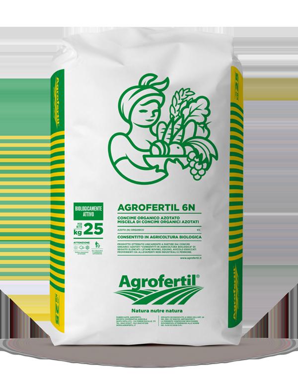 Agrofertil - Prodotti - Agrofertil-6N