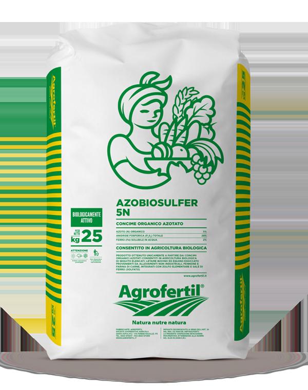 Agrofertil - Prodotti - Azobiosulf