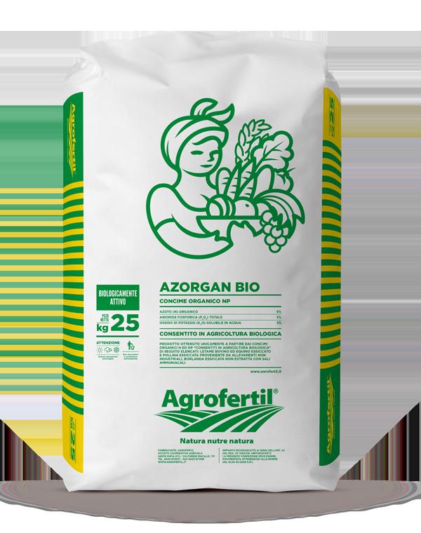 Agrofertil - Prodotti - Azorganbio