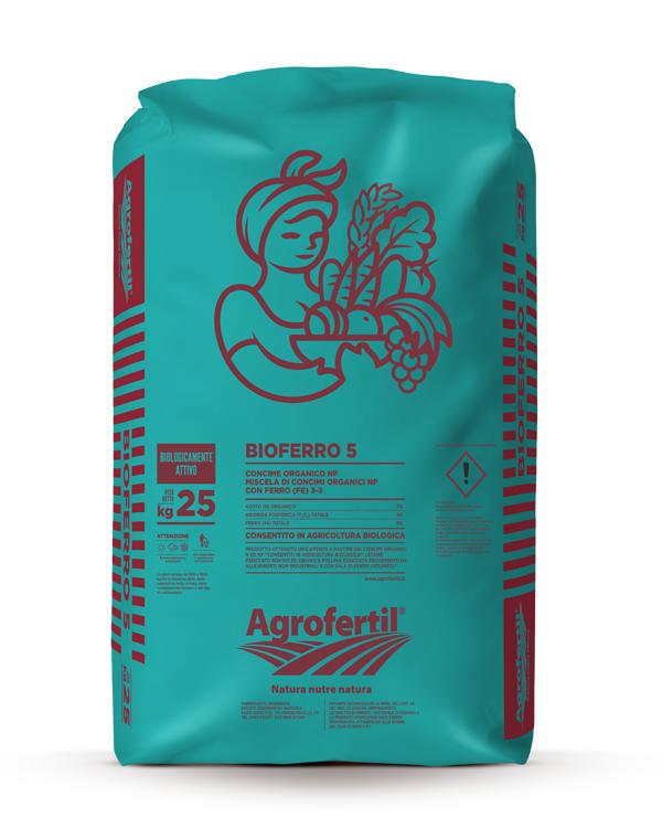 Agrofertil - Prodotti - Bioferro-5