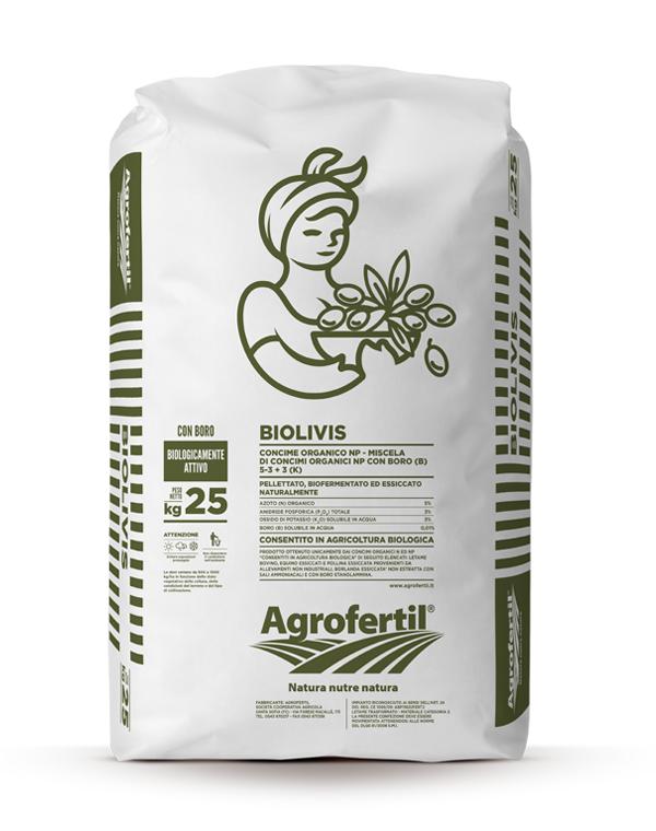 Agrofertil - Prodotti - Biolivis