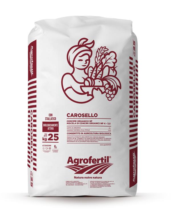 Agrofertil - Prodotti - Carosello