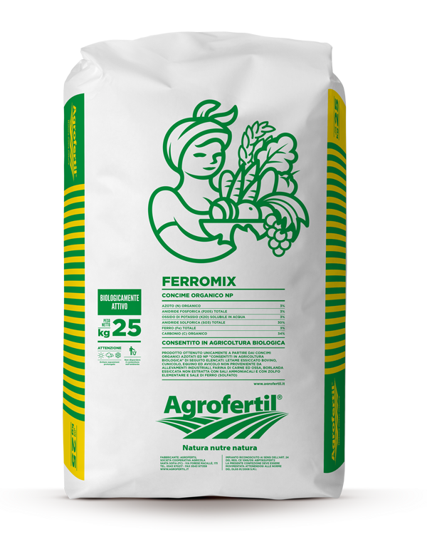 Agrofertil - Prodotti - Ferromix